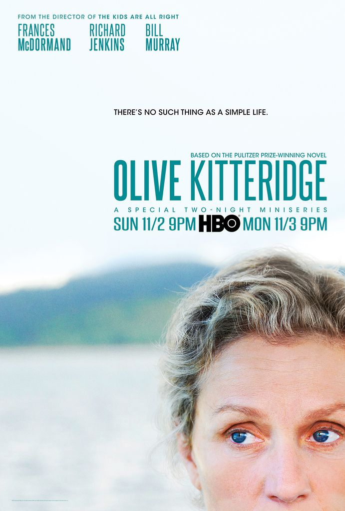 Critiques Séries : Olive Kitteridge. Mini-series. BILAN.
