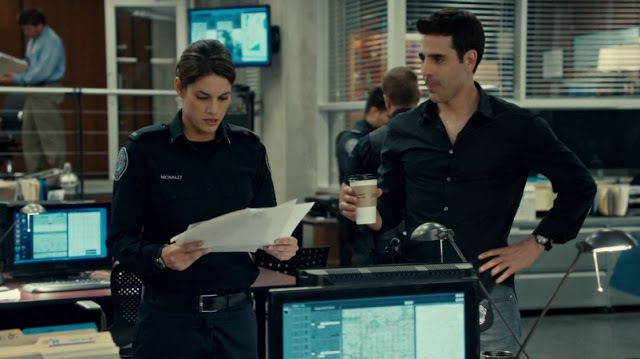 Critiques Séries : Rookie Blue. Saison 6. Episode 2.