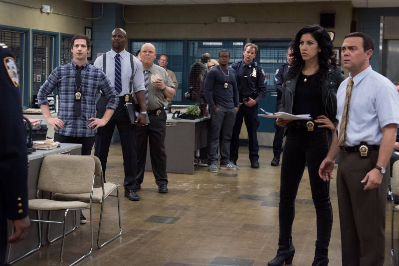 Critiques Séries : Brooklyn Nine-Nine. Saison 2. Episodes 22 et 23.