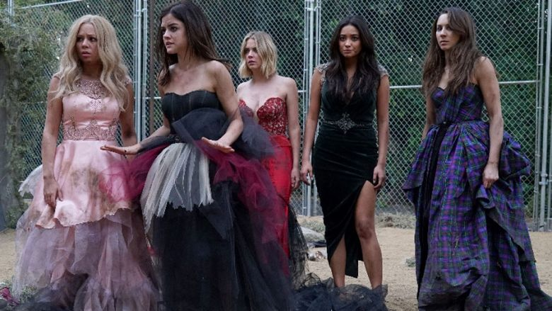 Critiques Séries : Pretty Little Liars. Saison 6. Episode 1.