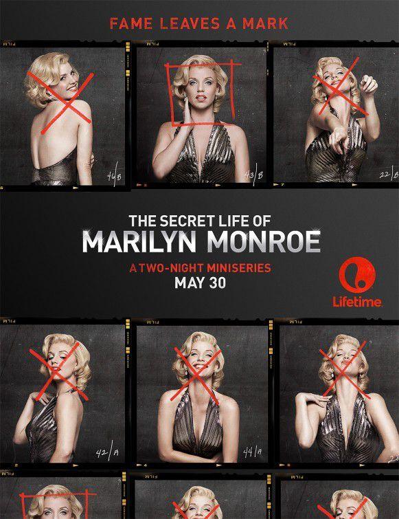 Critiques Séries : The Secret Life of Marilyn Monroe. Mini-series. BILAN.