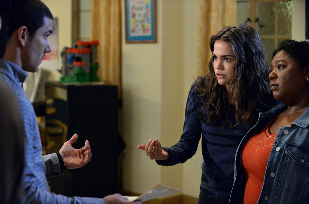 Critiques Séries : The Fosters. Saison 2. Episode 13.