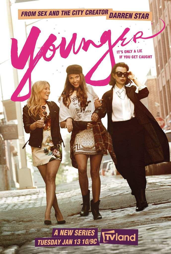 Critiques Séries : Younger. Saison 1. BILAN.