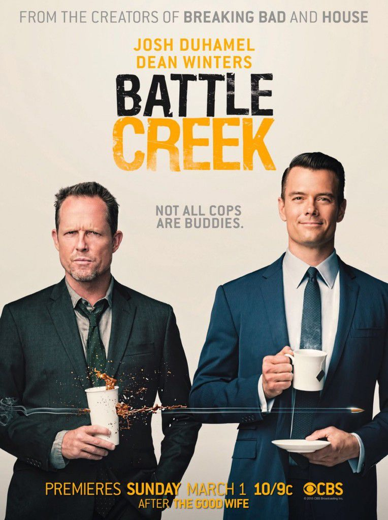 Critiques Séries : Battle Creek. Saison 1. BILAN.