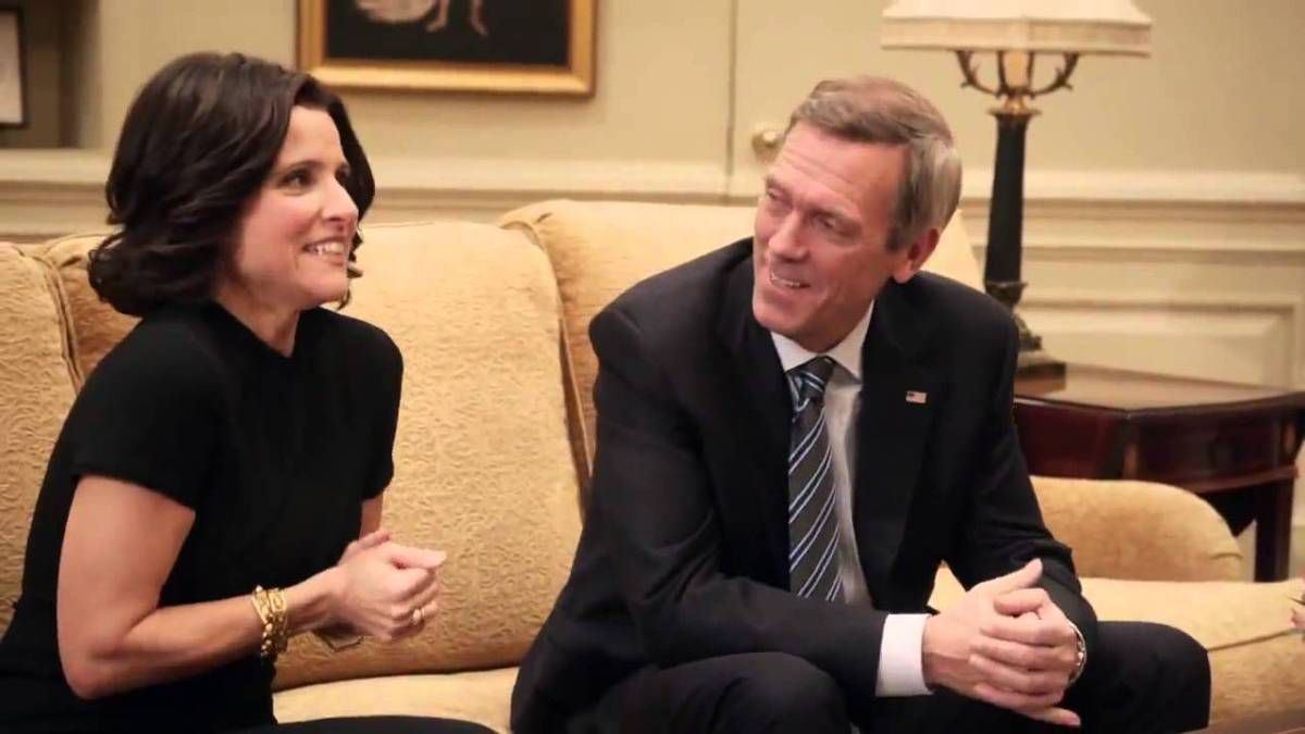 Critiques Séries : Veep. Saison 4. Episode 7. Mommy Meyer.