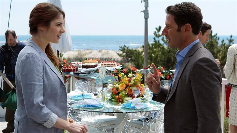 Critiques Séries : Royal Pains. Saison 7. Episode 1. Rebound.