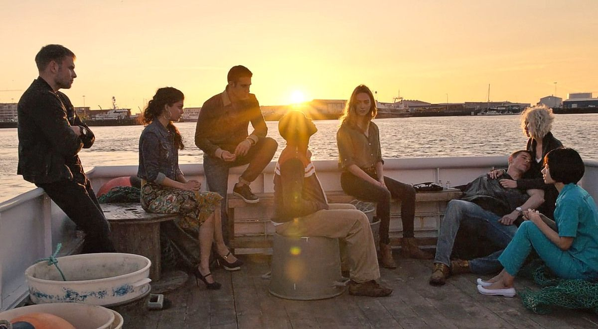 Critiques Séries : Sense8. Saison 1. Episode 12. I Can't Leave Her.
