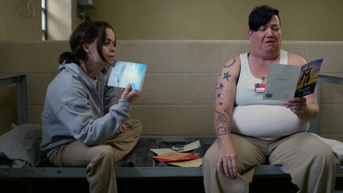 Critiques Séries : Orange is the New Black. Saison 3. Episode 4.
