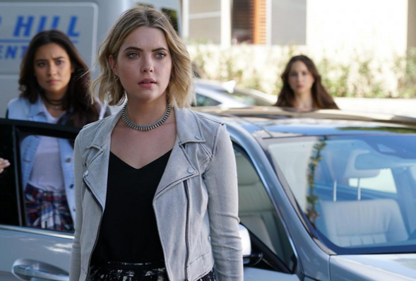Critiques Séries : Pretty Little Liars. Saison 6. Episode 4.