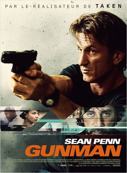 Critique Ciné : Gunman, Sean Penn Show