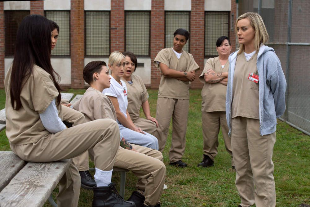 Critiques Séries : Orange is the New Black. Saison 3. Episode 11.