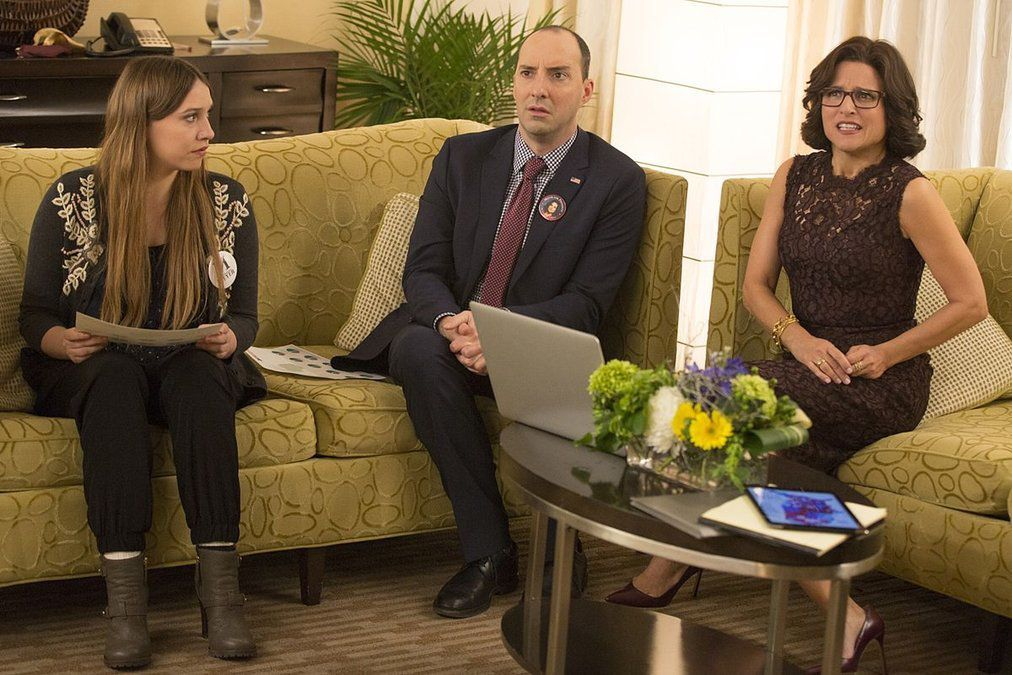 Critiques Séries : Veep. Saison 4. Episode 10. Election Night.