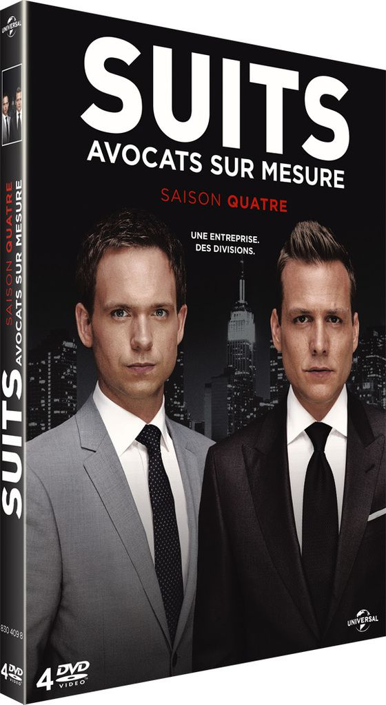 Suits - Saison 4 (DVD)