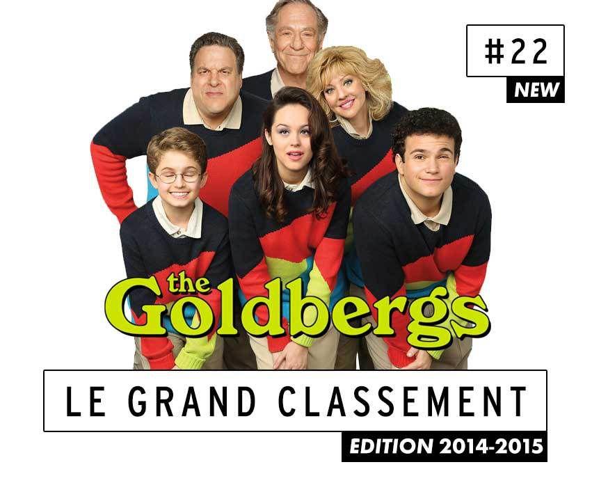 [CLASSEMENT] - 22 - The Goldbergs (Saison 2)