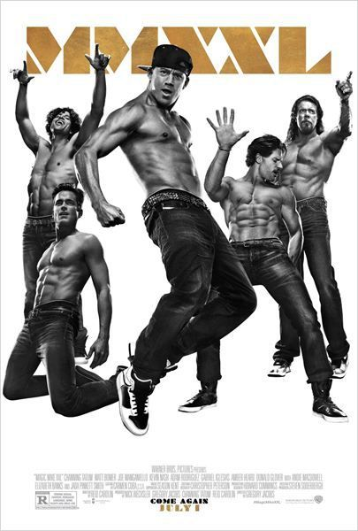 Critique Ciné : Magic Mike XXL, abdos en béton