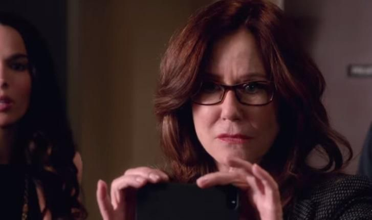 Critiques Séries : Major Crimes. Saison 4. Episode 4. Turn Down.