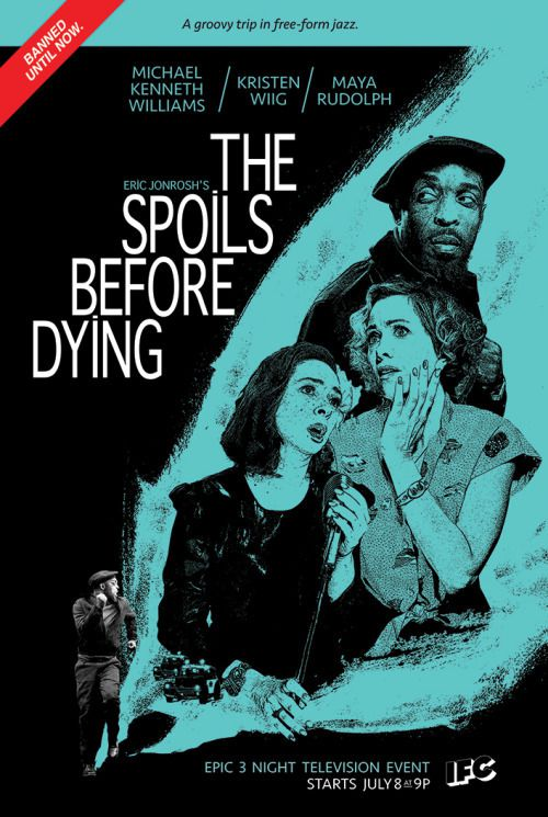 Critiques Séries : The Spoils Before Dying. Mini-series. BILAN.