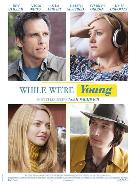 Critique Ciné : While We're Young (2015)