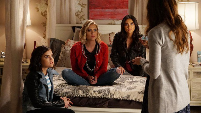 Critiques Séries : Pretty Little Liars. Saison 6. Episode 7.