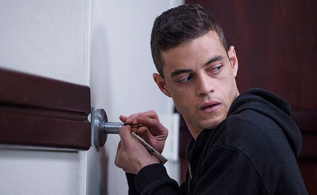 Critique Ciné : Mr. Robot. Saison 1. Episode 5.