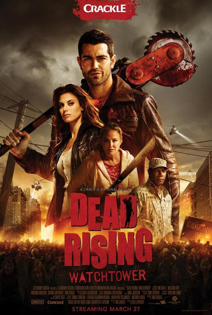Critique Téléfilm : Dead Rising - Watchtower (2015)