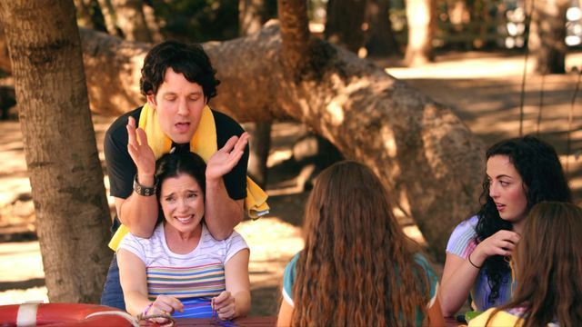 Critiques Séries : Wet Hot American Summer : First Day of Camp. Saison 1. Episode 3.