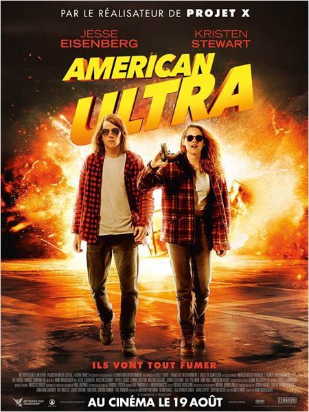 Critique Ciné : American Ultra (2015)
