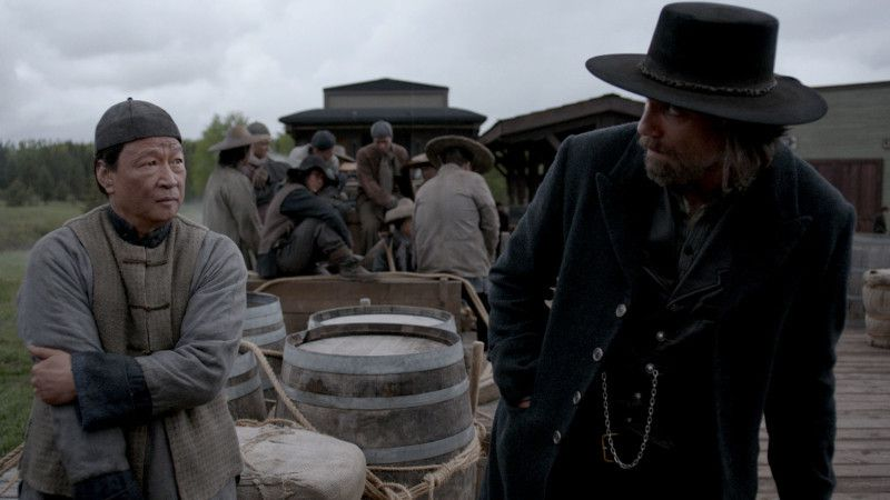 Critiques Séries : Hell on Wheels. Saison 5. Episodes 3, 4 et 5.