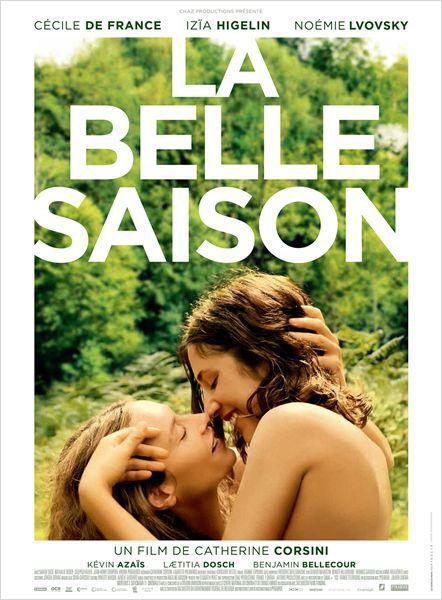 Critique Ciné : La Belle Saison (2015)