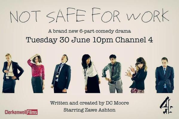 Critiques Séries : Not Safe for Work. Saison 1. BILAN (UK).