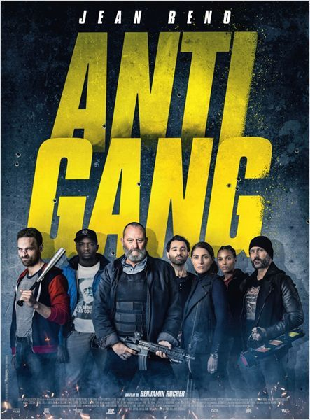 Critique Ciné : Antigang (2015)