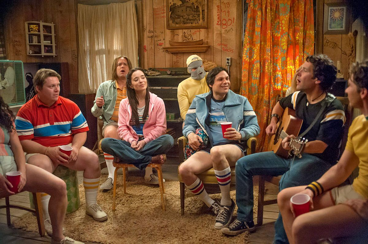 Critiques Séries : Wet Hot American Summer : First Day of Camp. Saison 1. Episodes 7 et 8.
