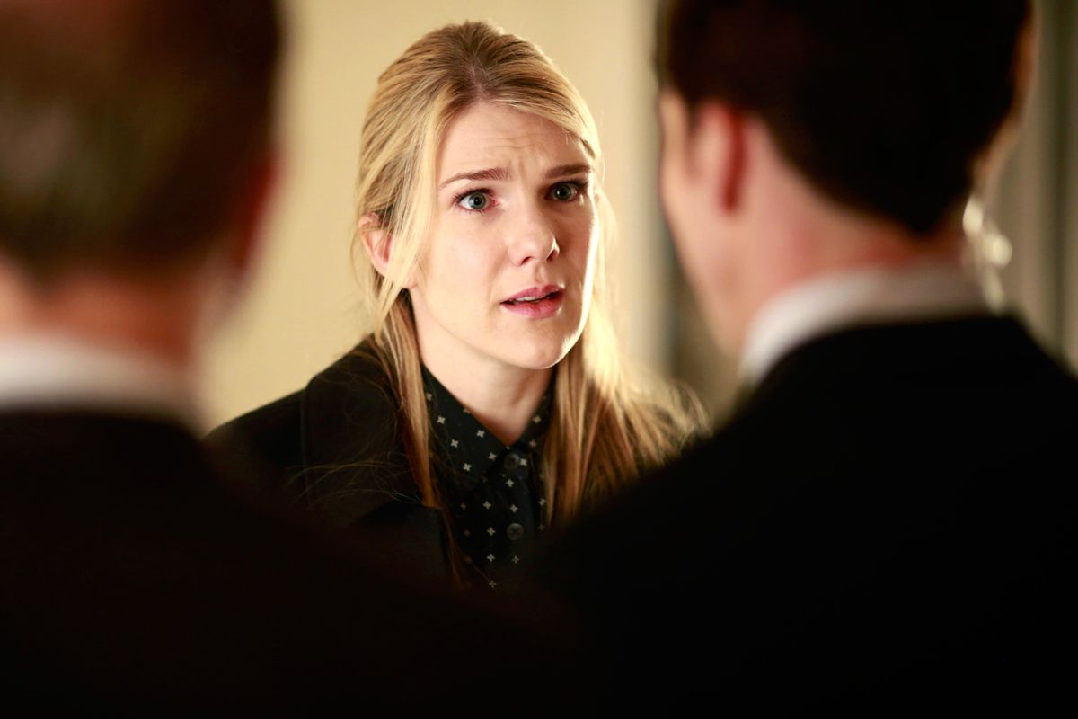 Critiques Séries : The Whispers. Saison 1. Episode 12.