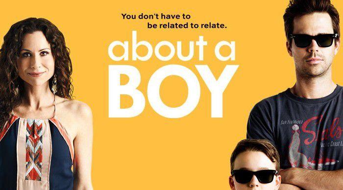 Critiques Séries : About a Boy. Saison 2. Partie 2. BILAN.