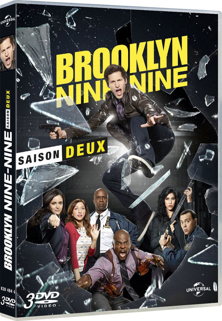 La saison 2 de Brooklyn Nine-Nine en DVD !