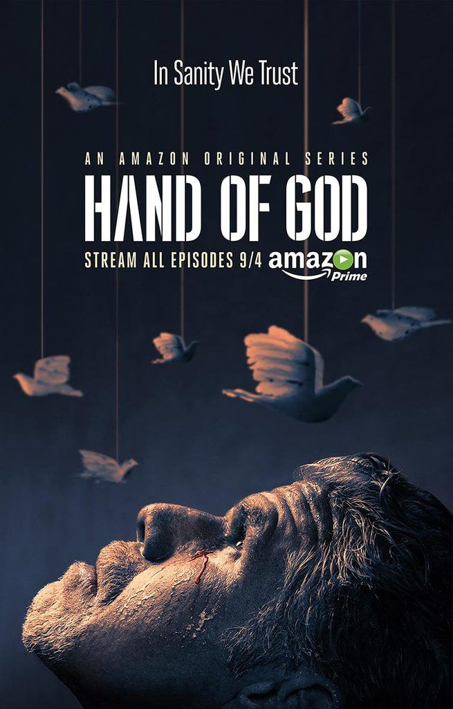 Critiques Séries : Hand of God. Saison 1. BILAN.