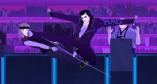 Critiques Séries : Moonbeam City. Saison 1. Pilot.
