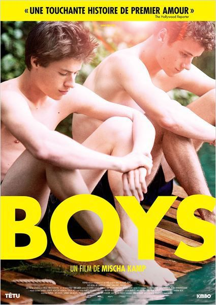 Critique Ciné : Boys (Jongens) (2015)