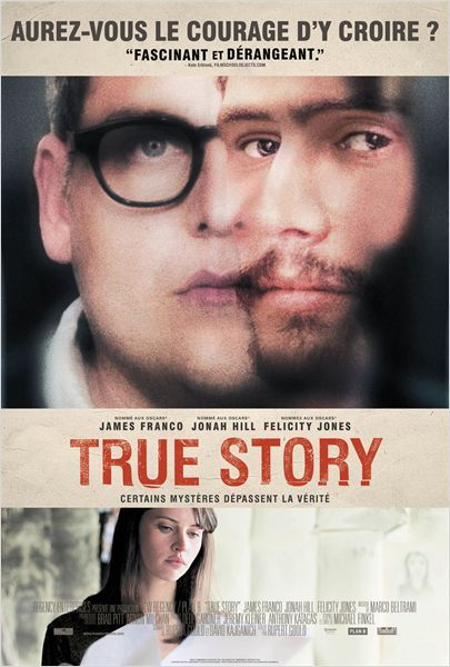 Critique Ciné : True Story (2015)