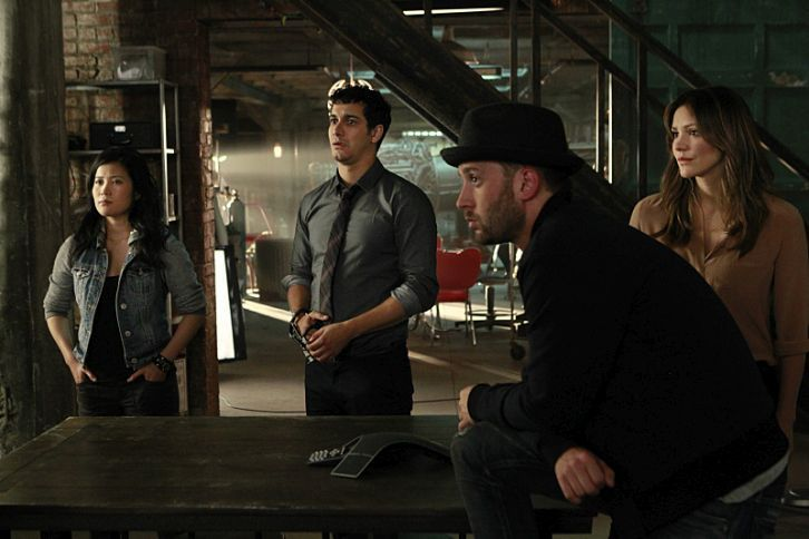 Critiques Séries : Scorpion. Saison 2. Episode 1. Satellite of Love.