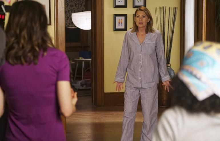 Critiques Séries : Grey's Anatomy. Saison 12. Episode 1.