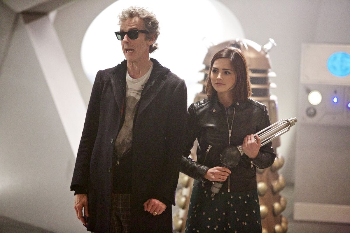 Critiques Séries : Doctor Who. Saison 9. Episode 2.