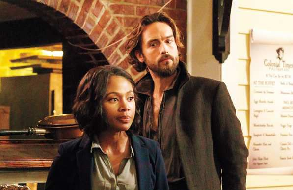 Critiques Séries : Sleepy Hollow. Saison 3. Episode 1.