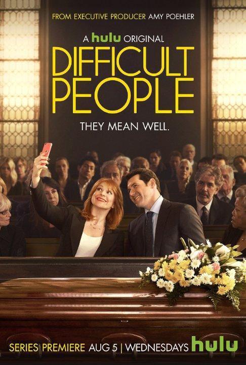 Critiques Séries : Difficult People. Saison 1. BILAN.