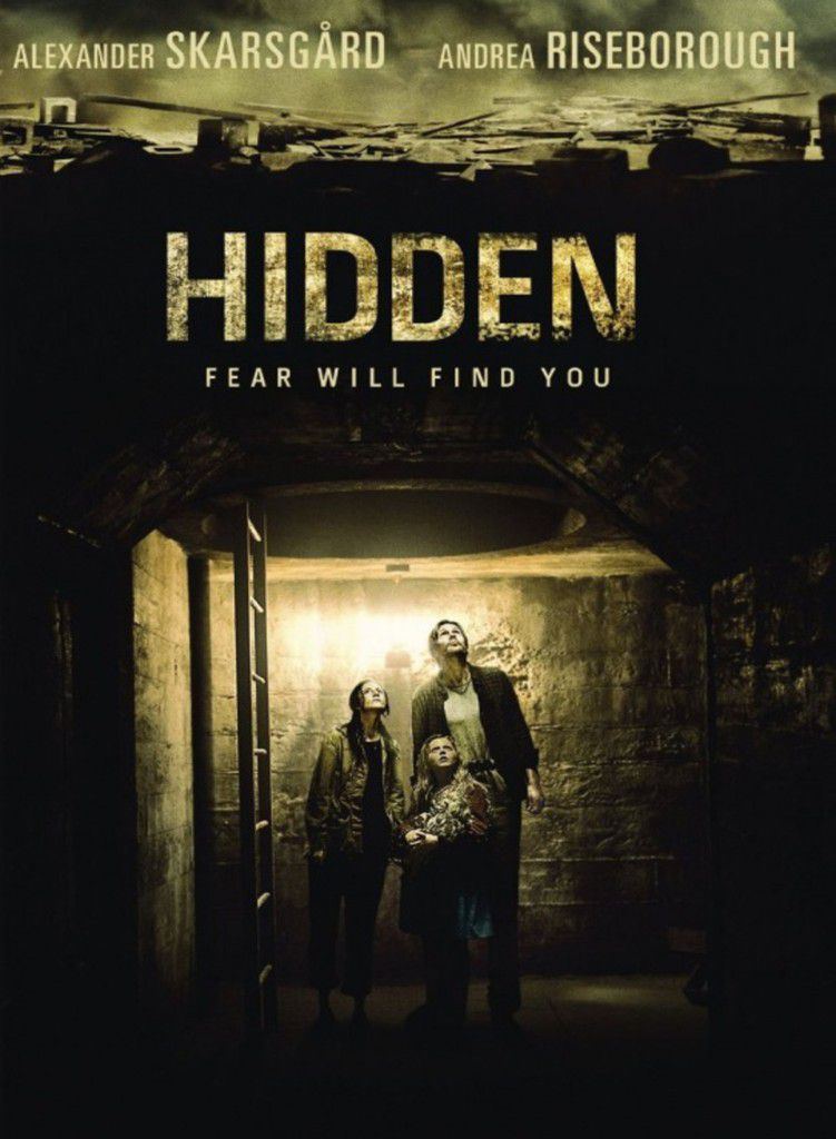 Critique Ciné : Hidden (2015)