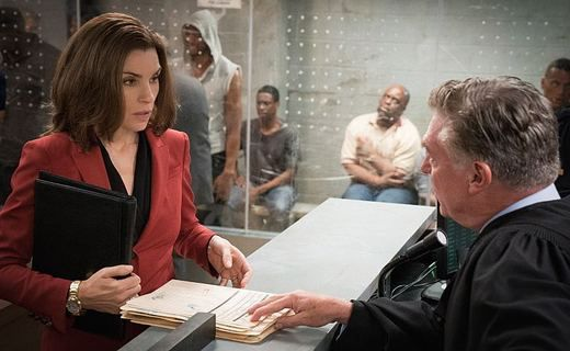Critiques Séries : The Good Wife. Saison 7. Episode 1.