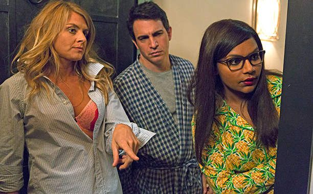 Critiques Séries : The Mindy Project. Saison 4. Episode 3.