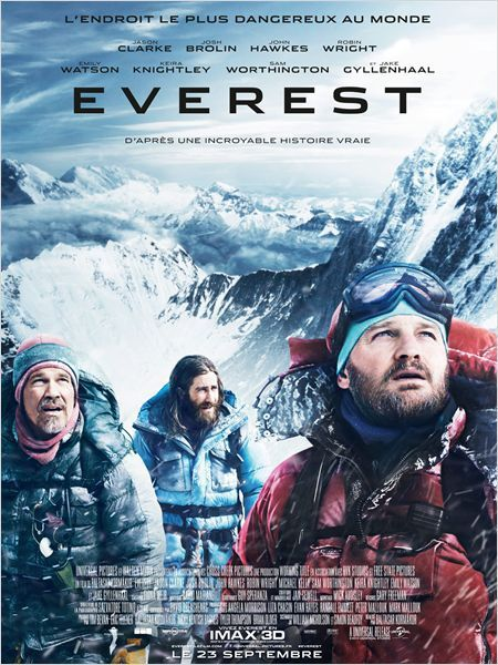 Critique Ciné : Everest (2015)