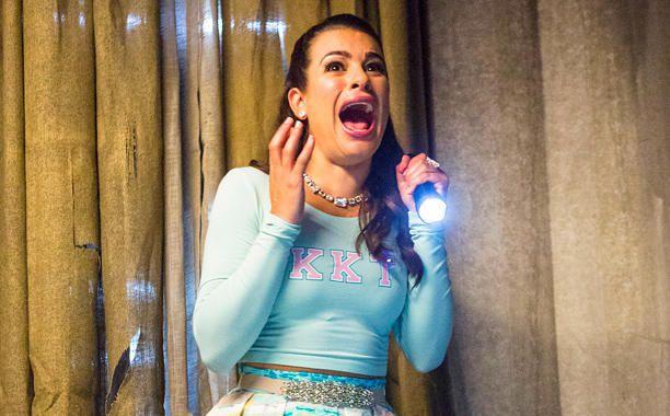 Critiques Séries : Scream Queens. Saison 1. Episode 4.