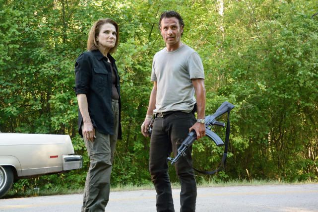 Critiques Séries : The Walking Dead. Saison 6. Episode 1.